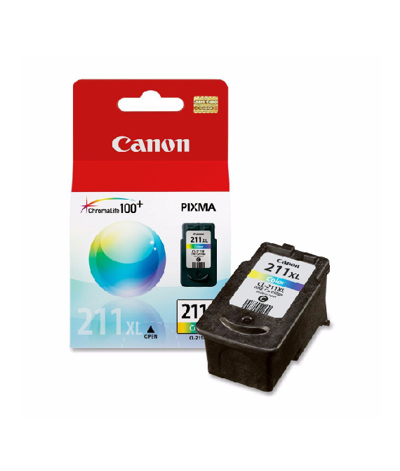 Canon  - Ink tank  - Canon CL-211XL Color