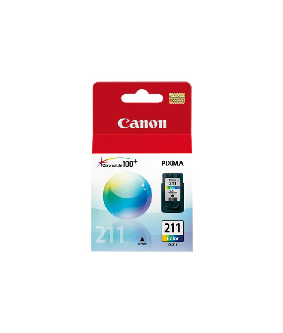 Canon  - Print cartridge  - CL-211 LAM Color for