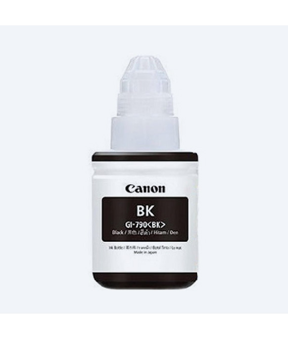 Canon GI 190 BK  - 135 ml  - negro  - original