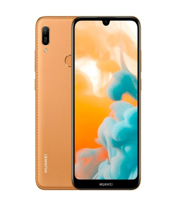 Huawei Y6 2019  - Smartphone  - Android  - Brown